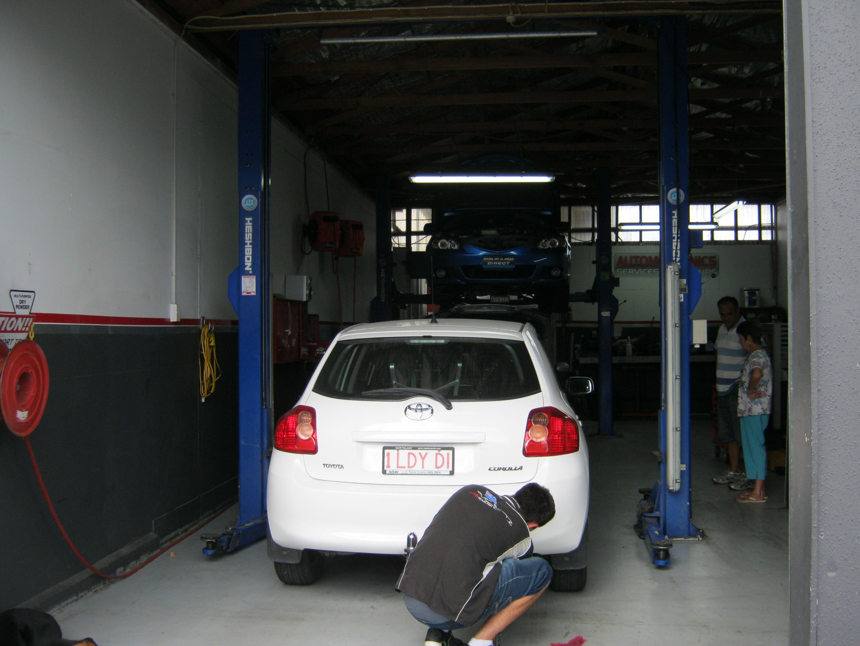auto grooming