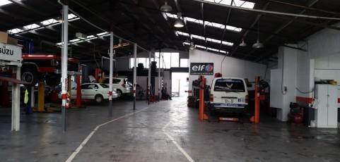 One Stop Auto Repair Workshop